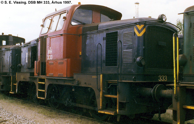 DSB MH 333