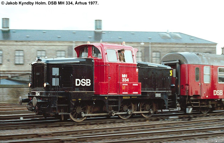 DSB MH334