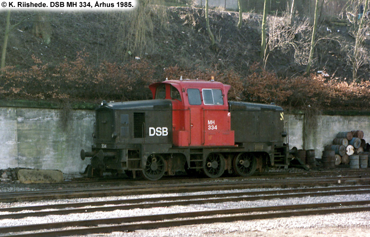 DSB MH 334