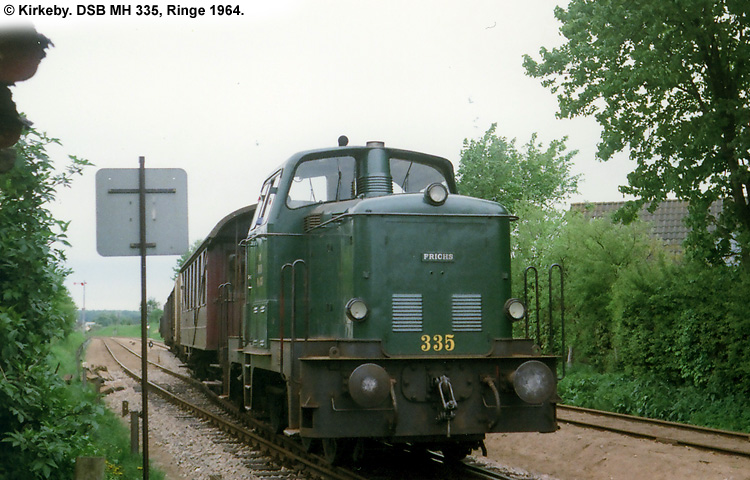 DSB MH 335