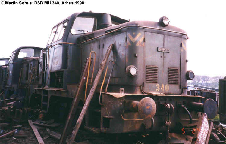 DSB MH 340