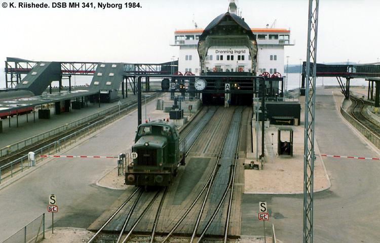 DSB MH 341