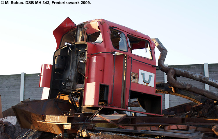 DSB MH 343