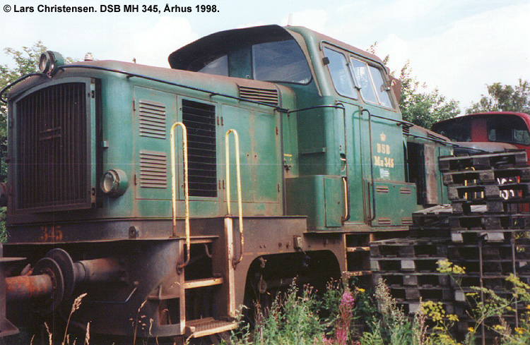 DSB MH 345
