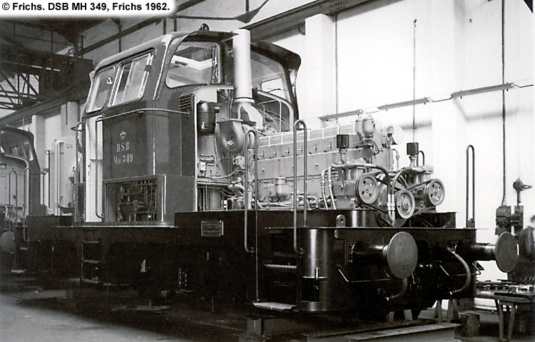 DSB MH349