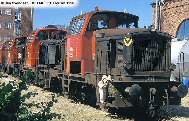 DSB MH 351