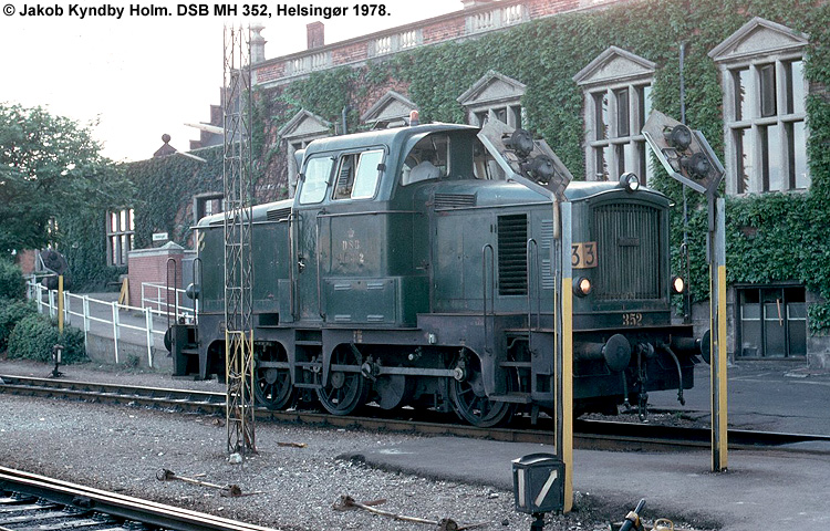 DSB MH 352