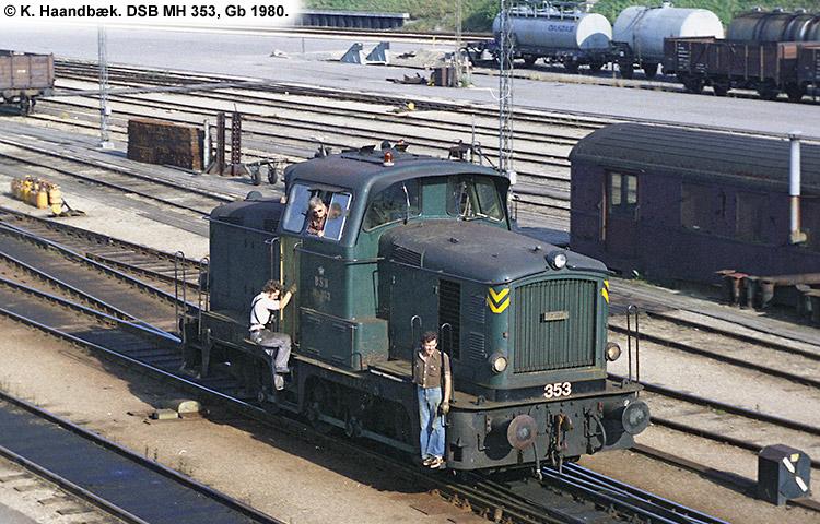 DSB MH 353