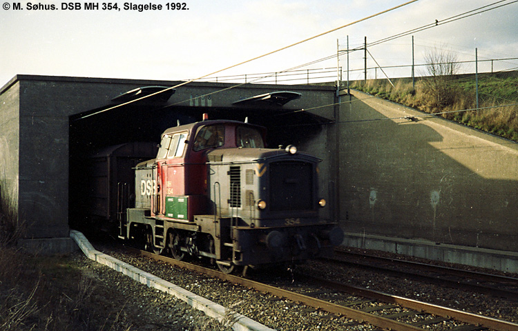 DSB MH354