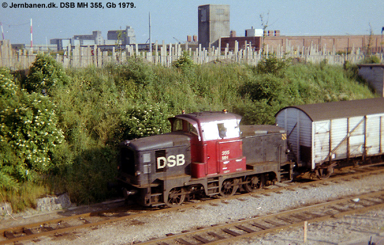 DSB MH355