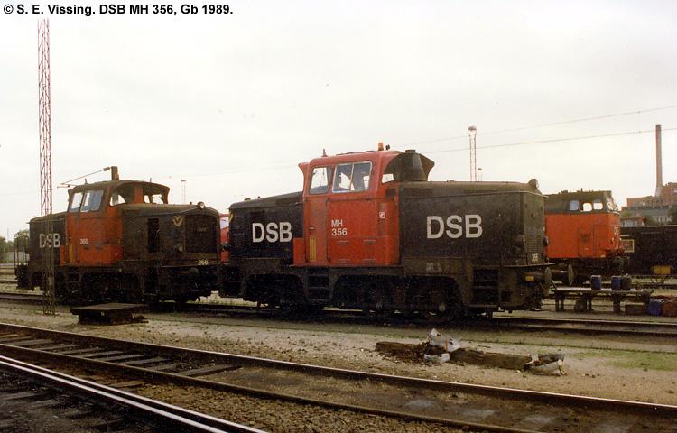 DSB MH356