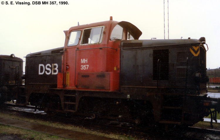 DSB MH357