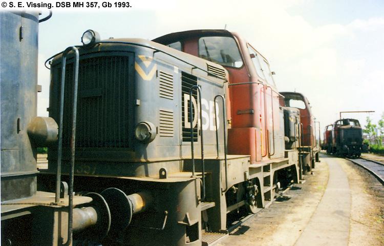 DSB MH 357
