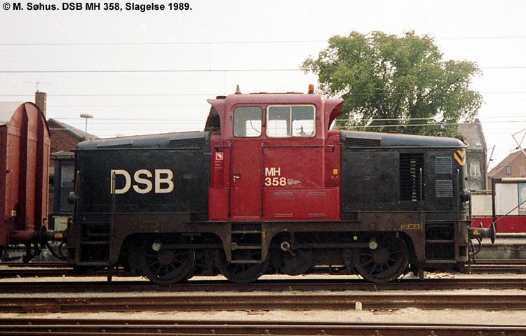 DSB MH358