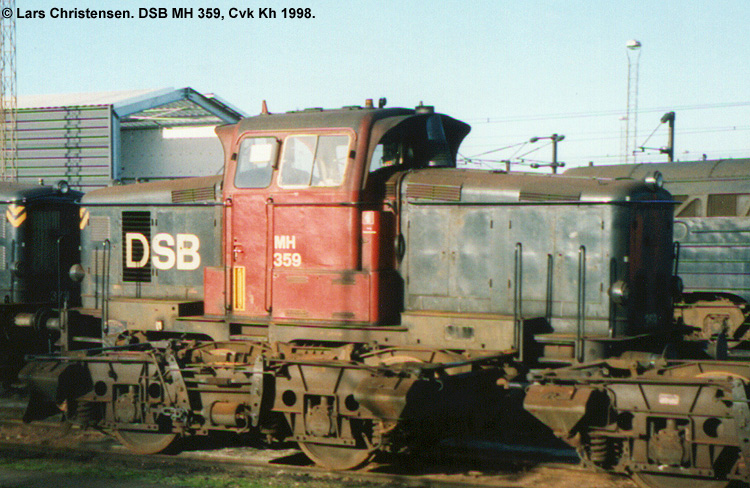 DSB MH359