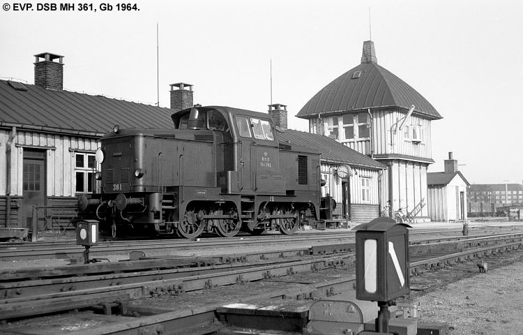 DSB MH 361