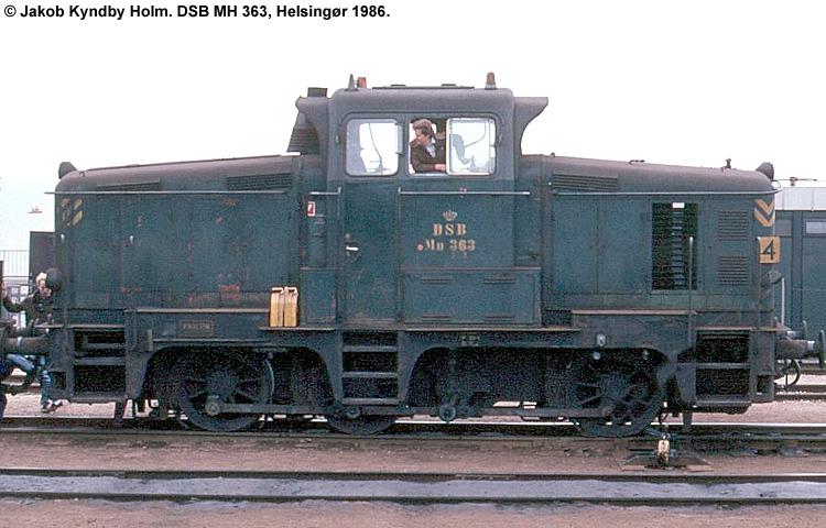 DSB MH 363