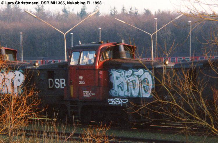 DSB MH 365