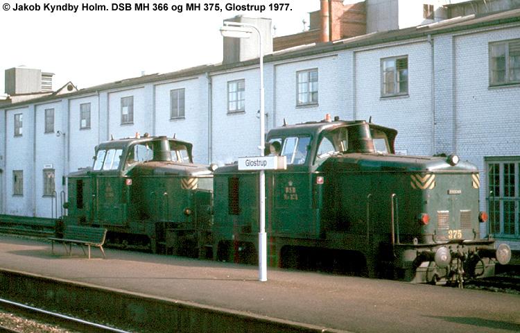 DSB MH 366