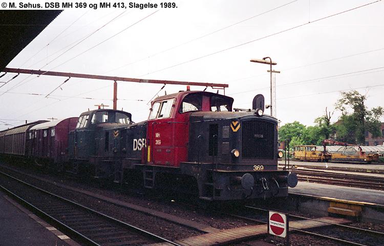 DSB MH369