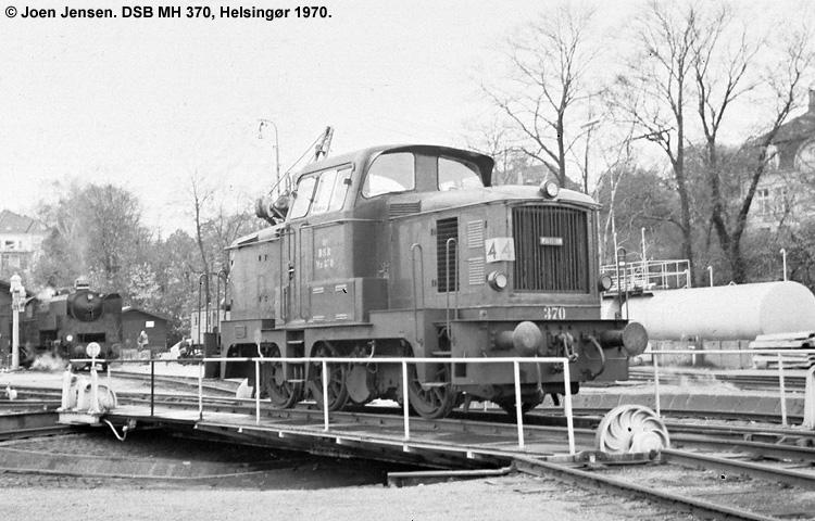 DSB MH 370