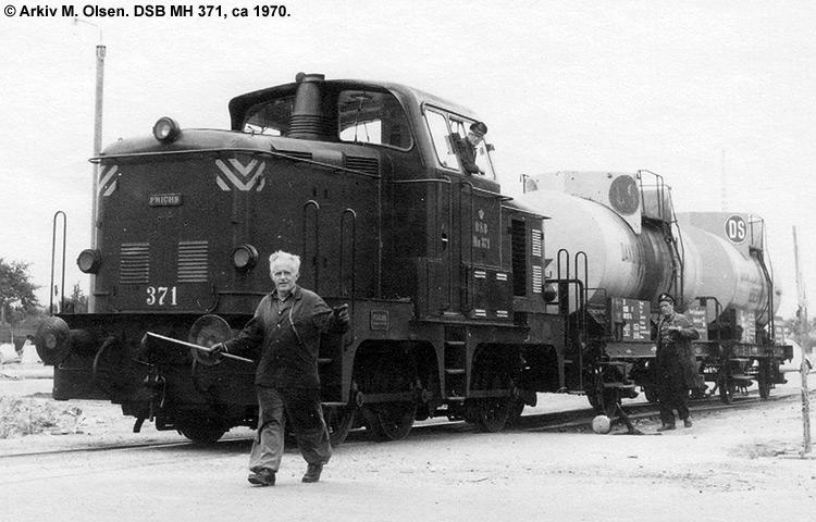 DSB MH 371