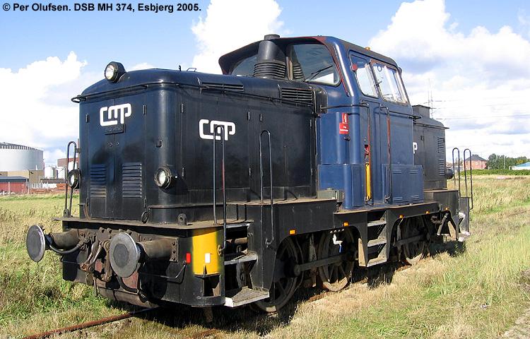 DSB MH 374