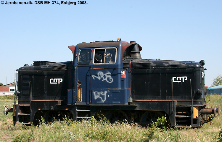 DSB MH374