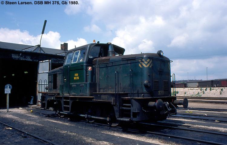 DSB MH 375