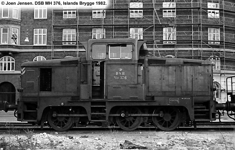 DSB MH 376