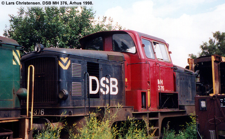 DSB MH376
