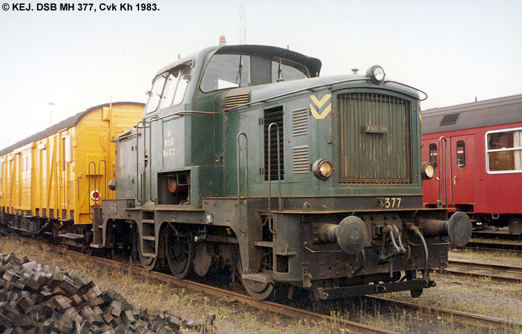 DSB MH 377