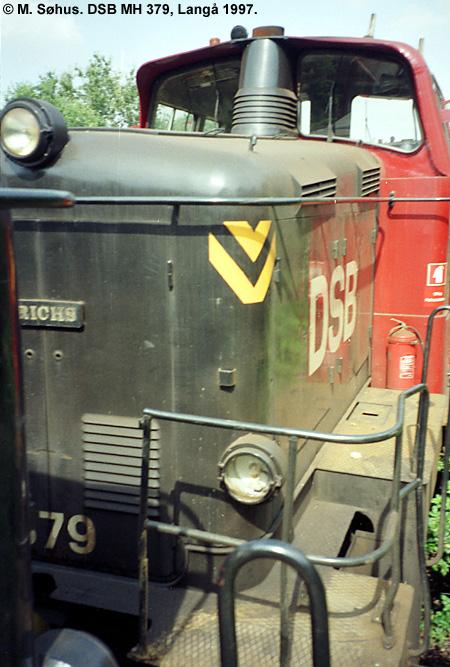 DSB MH 379