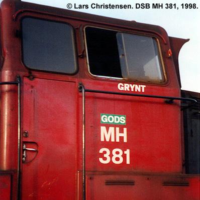 DSB MH 381