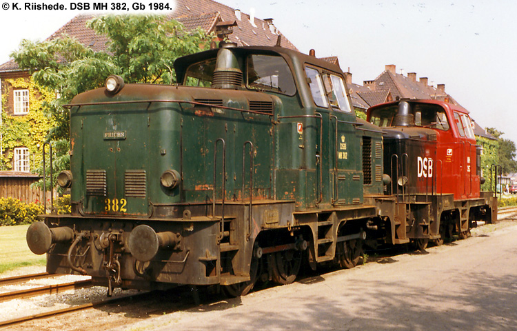 DSB MH 382