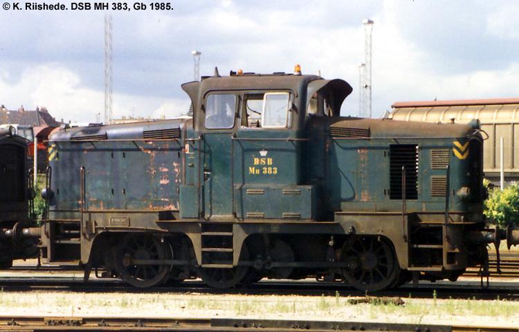 DSB MH 383