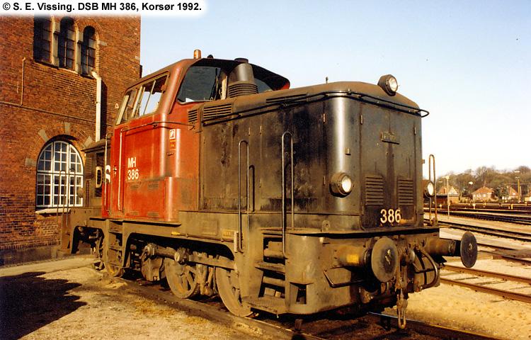 DSB MH 386
