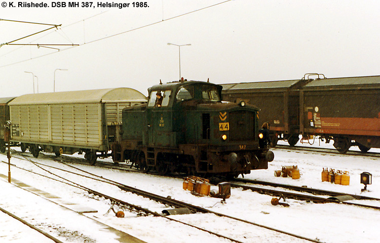 DSB MH 387