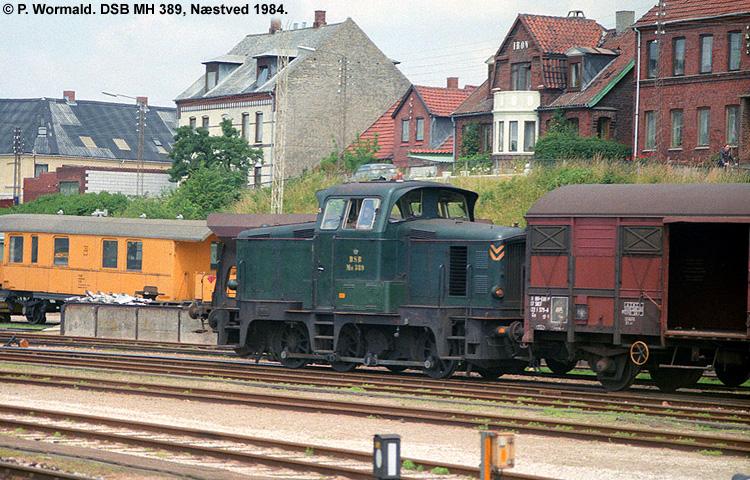 DSB MH 389