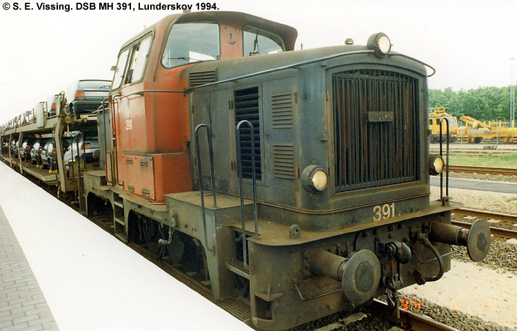 DSB MH 391