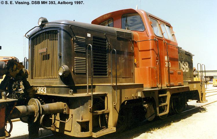DSB MH 393