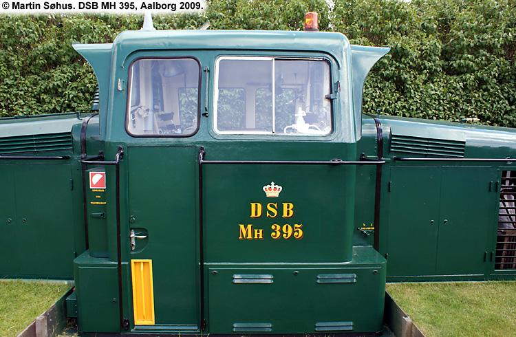 DSB MH 395