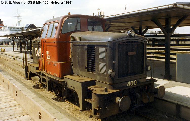 DSB MH 400