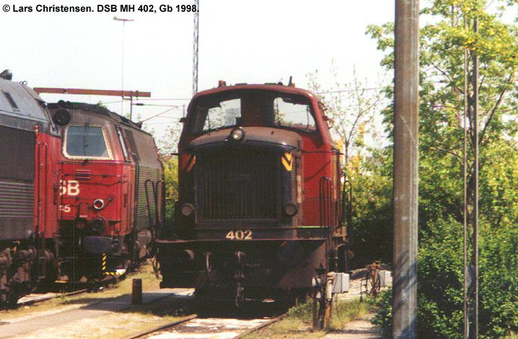 DSB MH402