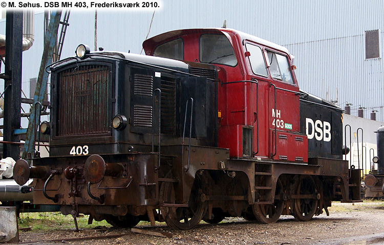 DSB MH 403