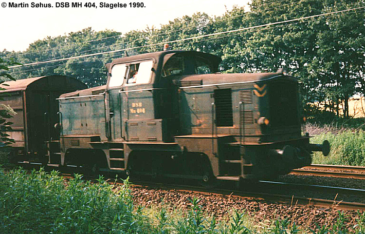 DSB MH 404
