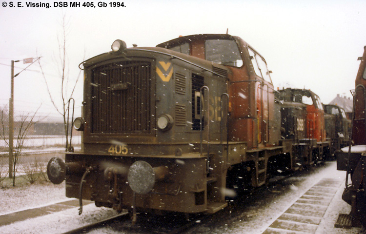 DSB MH 405