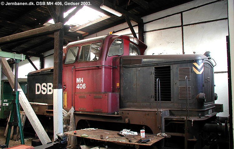 DSB MH 406