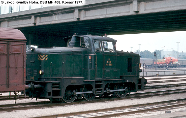 DSB MH 408