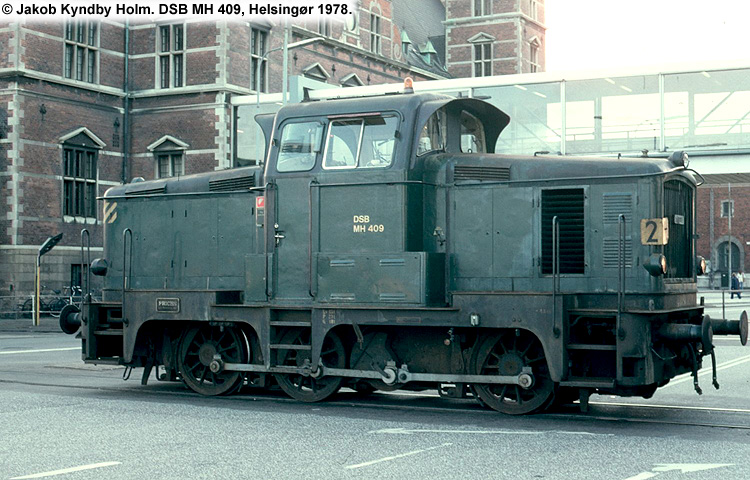 DSB MH 409